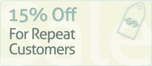 Repeat Customers Coupons